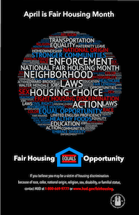 fair housing month